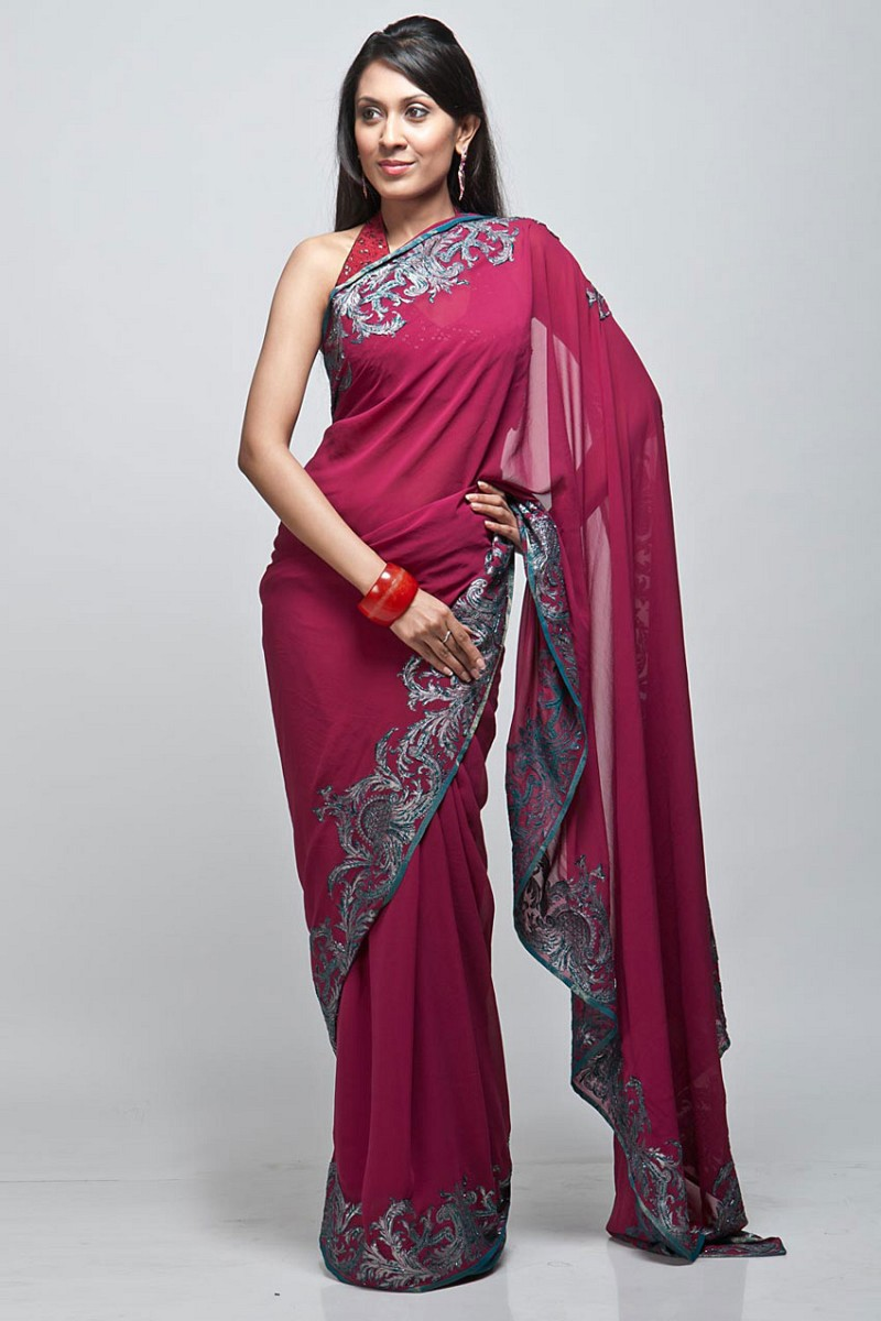 Don t mess with the traditional indian saree designemporia
